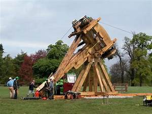 Large Ballista Reconstruction | Siege Weapons | Pinterest