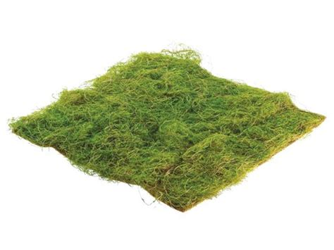 14 quot square artificial sphagnum moss sheets wilford lee