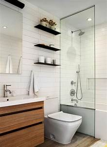 decoration etagere salle de bain With salle de bain design avec etagere lavabo salle de bain