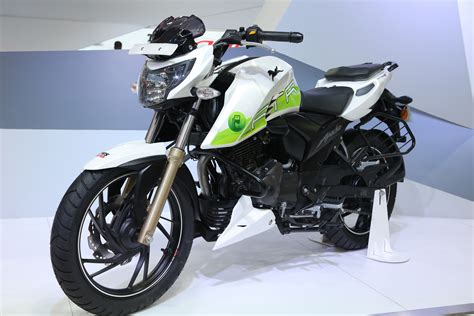Tvs Apache Rtr 200 Fi Sips A Different Fuel