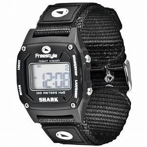 Shark By Freestyle Shark Classic Watch With Nylon Band