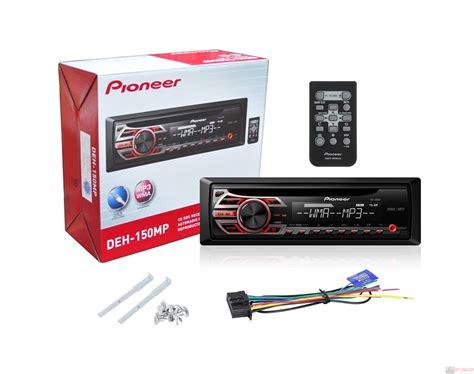 Wiring Diagram Pioneer Deh-150mp