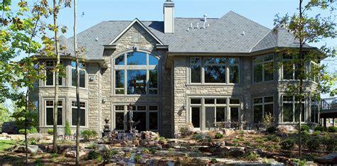 Walkout Basement House Plans Ahmann Design Inc