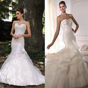 The best wedding dress for your body type readers digest for Wedding dress for your body type