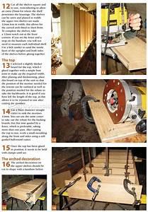 Narrow Book Shelves Plans • WoodArchivist