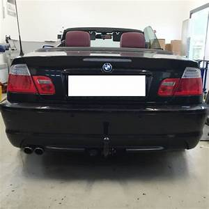 Bmw Series 3  E46  M Sports Pack Invisible Towbar