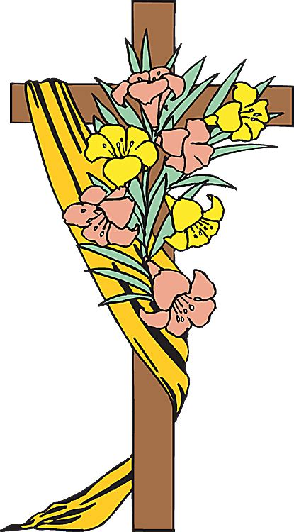 Easter Religious Clip Clipart For Easter Religious Collection