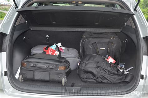 hyundai creta diesel  luggage space review