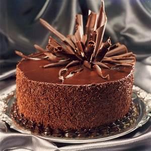 Décorer Un Gateau Au Chocolat : 1001 id es comment faire des d cors en chocolat facilement ~ Melissatoandfro.com Idées de Décoration