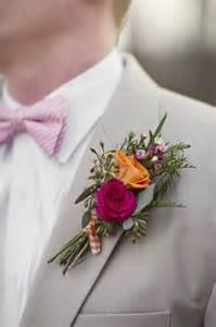 Orange and Fuschia Weddings