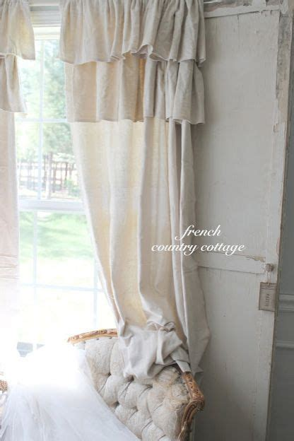 shabby chic curtain tutorial 30 things to make with drop cloths drop cloth curtains shabby chic and curtain tutorial