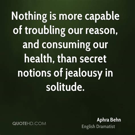 Aphra Behn Health Quotes Quotehd