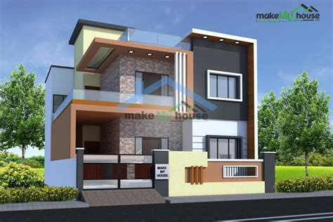 30x50 two storey house plan 1500 square home design