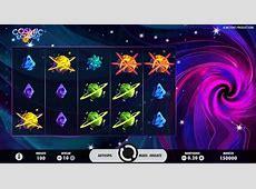 Cosmic Eclipse Ny og eksklusiv spilleautomat hos