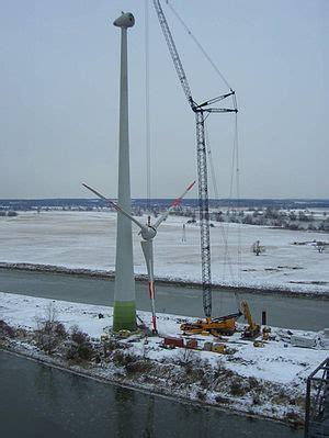 Сименс начинает в России производство ветровых электростанций.