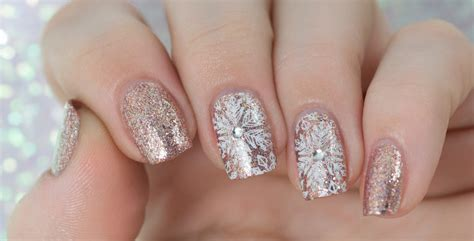 Nail Art Winter : 12+ Winter Nail Designs