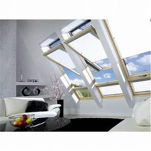 Dachfenster Mit Eindeckrahmen : fakro dachfenster holz fdy v u u3 duet pro sky wei lackiert mit polyurethan schicht mit ~ Orissabook.com Haus und Dekorationen
