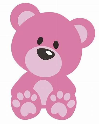 Teddy Bear Clipart Bears Clip Silhouette Children