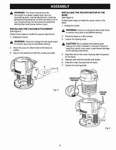 Page 5 Of Craftsman Router 315 175320 User Guide