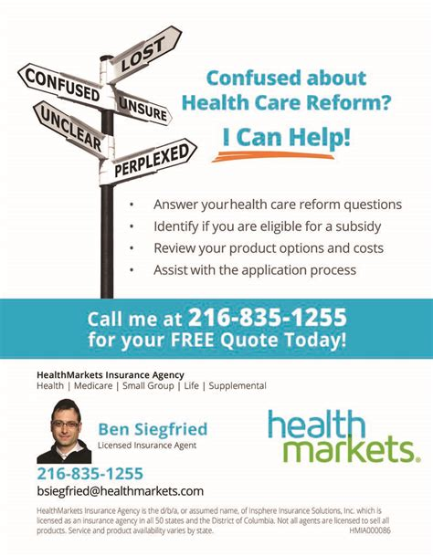 28 insurance open enrollment flyer template 8 best