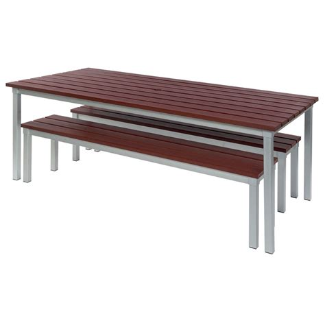 Buy Outdoor Table by Buy Outdoor Tables And Benches Set Tts