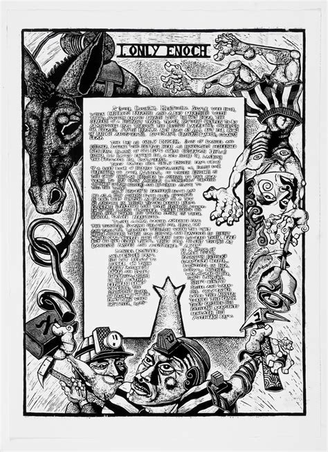 Jay Bolotin: The Book of Only Enoch | Museum of Art