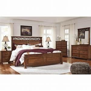 ashley lazzene 5 pc bedroom set bedroom sets home With ashley furniture 5 pc bedroom sets