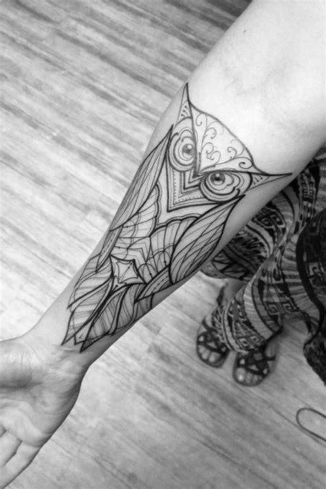 47 Best Owl Tattoos of All Time - TattooBlend