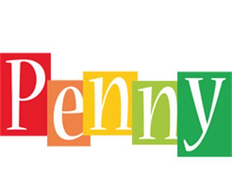 Penny Logo | Name Logo Generator - Smoothie, Summer ...