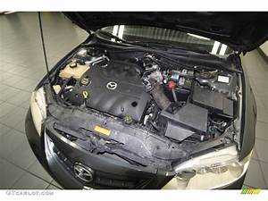 2003 Mazda Mazda6 S Sedan 3 0 Liter Dohc 24 Valve V6