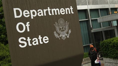 us department of state bureau of administration state department senior team ousted by