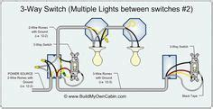 4 Best Image Of Dc Light Wiring Diagram by 25 Best 4 Way Light Images Electrical Wiring Electrical