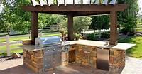 nice outdoor kitchen ideas Cheap Outdoor Kitchen Ideas Hgtv – Modern Garden