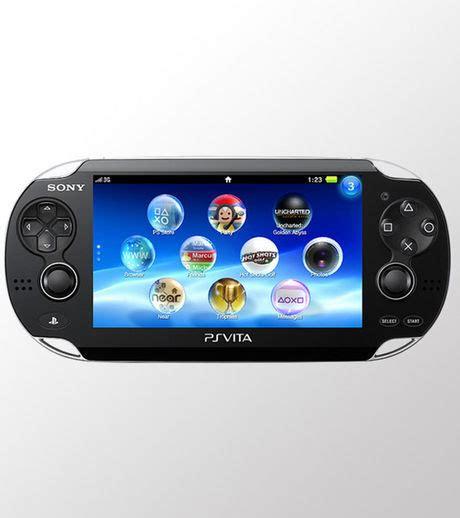 La Nouvelle Console Portable Sony Vita Est Sortie Au Japon