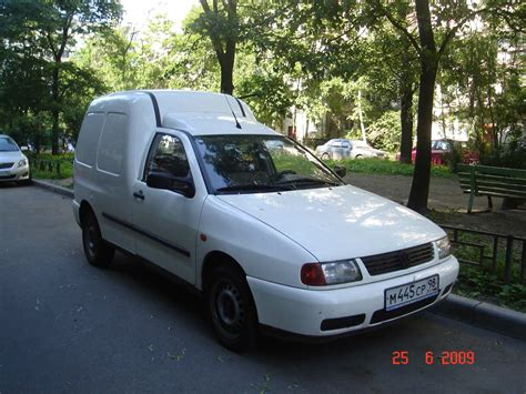 volkswagen caddy 1999 1999 volkswagen caddy pictures 1 6l gasoline ff