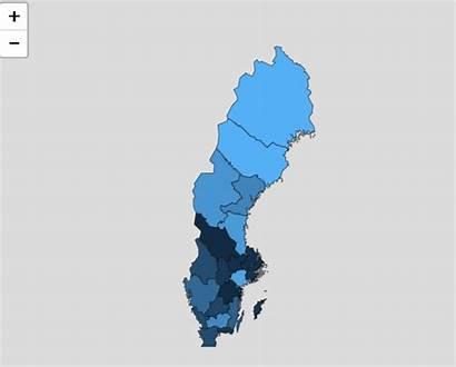 Sweden Swe Choropleth Interactive Imgur Stack