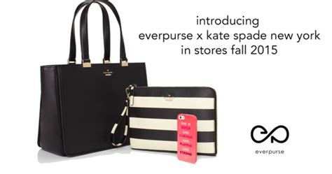 kate spade purse these kate spade bags will charge your iphone on the go
