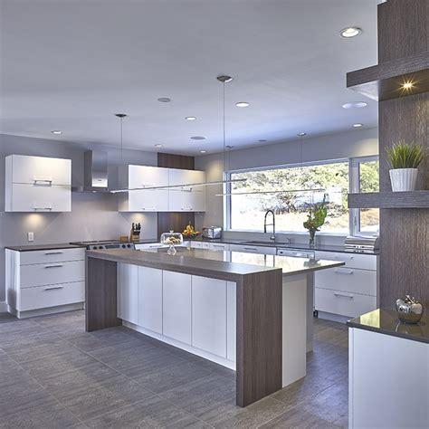 armoire en coin cuisine cuisines beauregard cuisine réalisation 340 cuisine