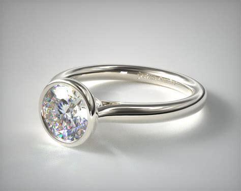 Bezel Set Diamond Engagement Ring  14k White Gold  17541w14. Gel Bracelet. Ruby Anniversary Bands. Platinum Band Ring. Yellow Gold Diamond Stud Earrings. Crown Diamond. Bangle Necklace. 5 Diamond Band Ring. Elephant Charm Bracelet