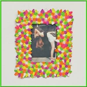 Bilderrahmen Aus Papier Basteln : diy bastelideen mit pfiff bastelidee bilderrahmen mit ~ Watch28wear.com Haus und Dekorationen