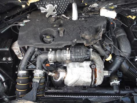 Peugeot Diesel Engine by 2013 Peugeot 3008 1 6 Hdi Turbo Diesel Engine 9hd Code 19k