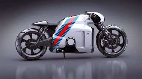 For the tv series tron: Chase Gregory: This Is The Sexy Lotus C-01 Motorcycle