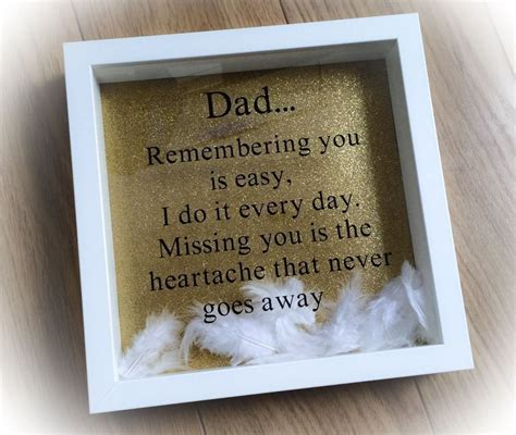 dad remembering   easy heaven feather remembrance