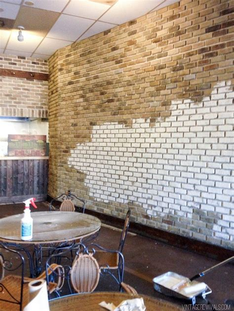 brick cuisine white brick wall restaurant pixshark com images