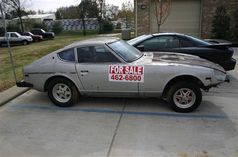1977 Datsun 280z For Sale by 1977 Datsun 280z Tennessee Classic Automotive