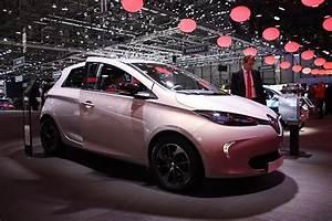 Renault Zoe Autonomie : plus de 300 km d 39 autonomie pour la prochaine renault zo ~ Medecine-chirurgie-esthetiques.com Avis de Voitures