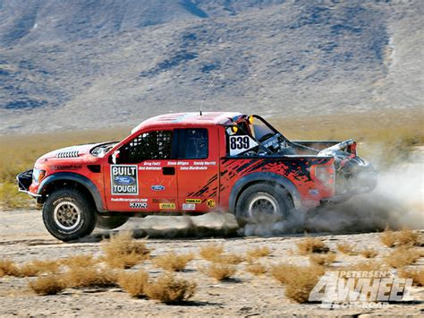 ford baja ford f 150 with ecoboost engine takes on baja 1000 off