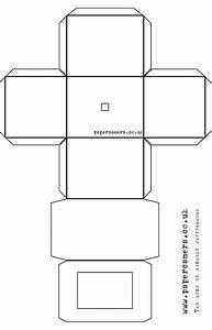 Paper Camera Template