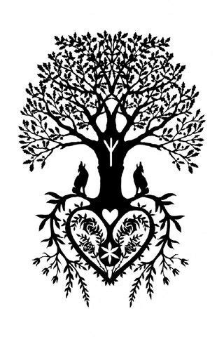 Pin by Nathalie Moir on Cross stitch (With images)   Tree