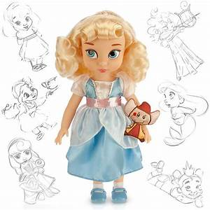 Disney Muñeca Animators Cenicenta de Colección | MiMonino.com